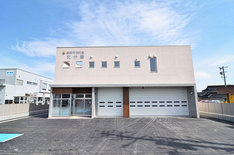 本部 鶴岡 市 消防 消防本部・消防署の紹介 鶴岡市